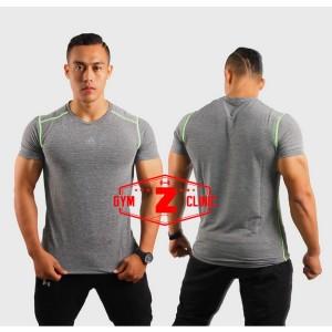 Kaos Tshirt Adidas Grey Made In Thailand
