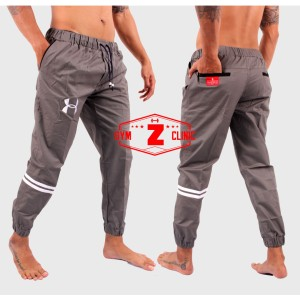 Celana Jogger Pants Under Armour Dark Grey