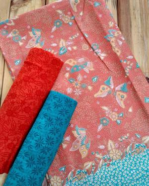 PROMO kain batik embos