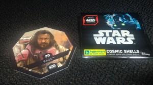 Star Wars Cosmic Shell Hypermart # 20 Baze