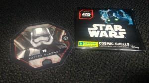 Star Wars Cosmic Shell Hypermart # 15 Kapten Phasma