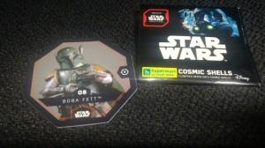 Star Wars Cosmic Shell Hypermart # 08 Boba Fett