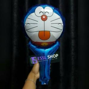 Balon Foil Pentungan Doraemon by Esslshop