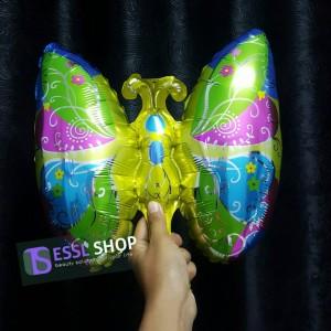 Balon Foil Kupu-Kupu by Esslshop