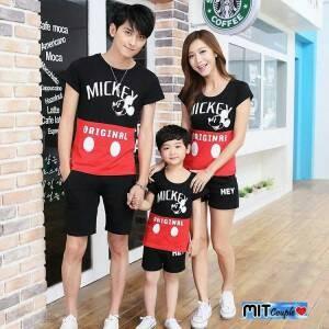 FAMILY COUPLE MICKEY ORI
