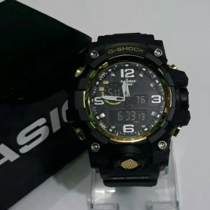 New!!! Jam Tangan Sport Pria Casio//G-Shock Dull Time Kw Super Trendy