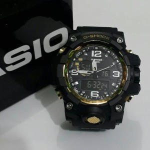 Istana Arloji//New!!! Jam Tangan Sport Pria Casio//G-Shock Dull Time
