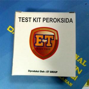 Test Kit Peroksida (Peroxide) Murah