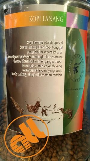 Kopi Lanang Arabika Arabica Aceh - MURAH