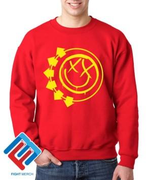Sweater Blink 182 Logo - Fightmerch