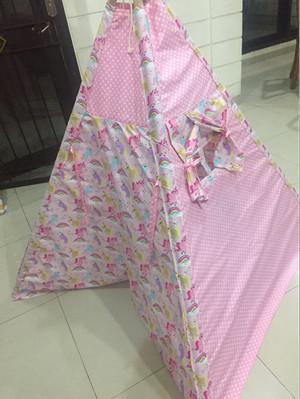 teepee tent anak/ tenda anak