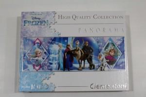 Jigsaw Puzzle Clementoni : Disney Frozen III - 1000 pieces