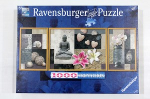 Jigsaw Puzzle Ravensburger : Peace and Harmony - 1000 pieces
