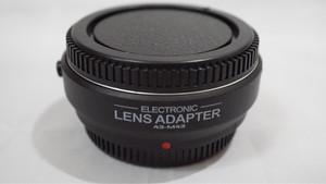 Lens Adapter - Auto Focus 4/3 Lens to Olympus Micro 4/3 / 4/3 - M4/3