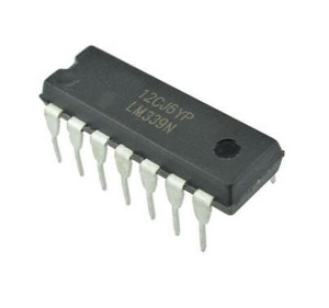 LM339 LM339N DIP14 LM339 new and othentic original IC