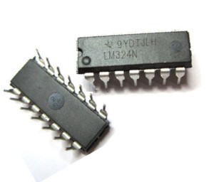 LM324 LM324N DIP14 LM324 DIP new and othentic original IC