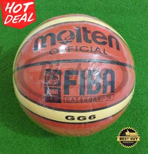 Bola Basket Molten GG6 FIBA Replika Super
