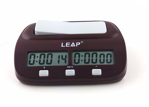 Jam Catur LEAP Digital Chess Clock Count Timer PQ99075