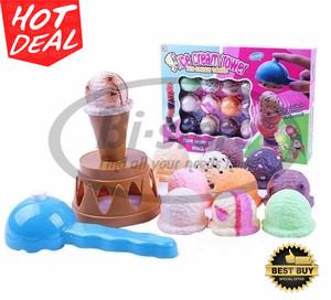 Mainan Edukasi Ice Cream Tower