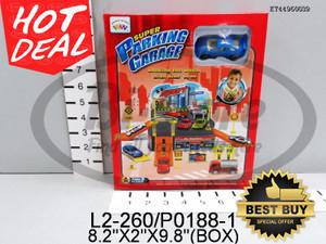 NEW ! Super Parking Garage Sport Mainan Anak Mainan Edukatif P0188-1