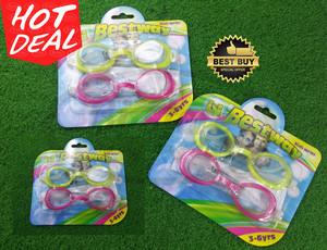 Kacamata Renang anak Swim Safe Goggles 3-6yrs Original BUY 1 GET 1