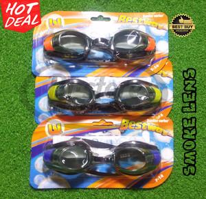 Kacamata renang anak Pro Racer Goggles 7 - 14 yrs Bestway #21005