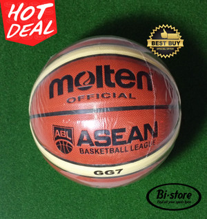 Molten GG7 Kulit Made In Thailand ASEAN Series