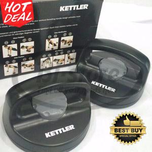 Kettler Twist Push Up Bar