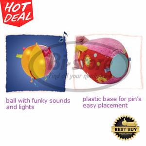 Baby Bowling Set Taf Toys (10995) Mainan edukasi anak
