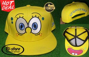 Snapback Replika Import Spongebob