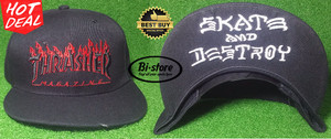 Snapback Replika Import THRASHER SKATE AND DESTROY