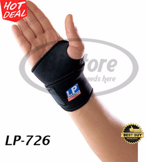 LP Support Wrist Wrap Thumbs (neoprene) LP 726