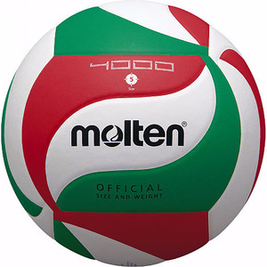 Bola Volley / Bola Voli / Bola Volly MOLTEN - V5 M4000 (Original)