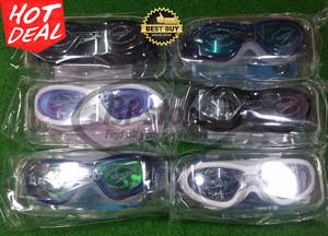 Kacamata Renang LX 9110 + Bonus Kacamata Oval