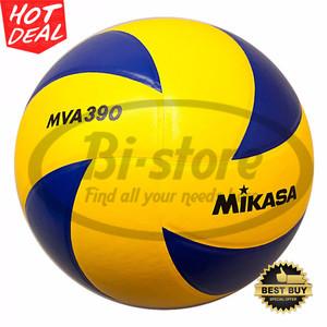 Bola Volley / Bola Voli Mikasa MVA 390 (Original)