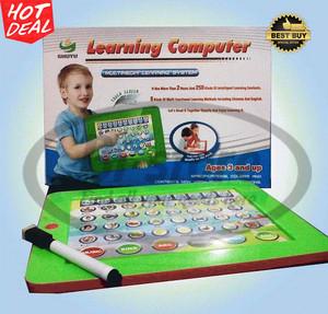 Mainan edukasi Learning Computer English Version