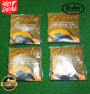 Senar Gitar Fender Extra Light 150 XL Electric Elektrik