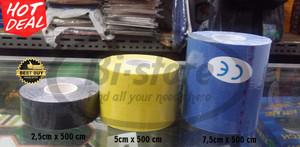 Kinesio kinetio kinesiology tape 5 cm x 500 cm