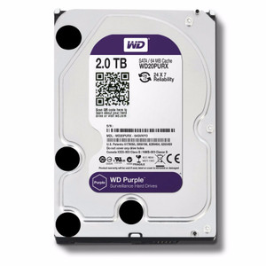 Hardisk Internal WD purple 2 tb terabyte