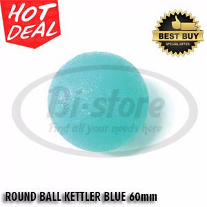 Bola Gel / Bola Pijat / Bola Refleksi Kettler Round Gel Ball 60mm Blue