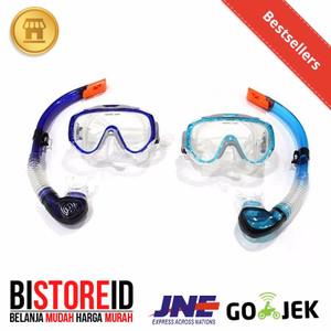 Kacamata Snorkel Seals Original Silicone empuk