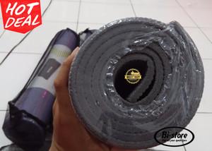 Matras Yoga Kettler Yoga Mat 5 - 6 mm + Tas Jaring