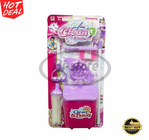 Cleaning Family Set Pel + Sikat CF9909