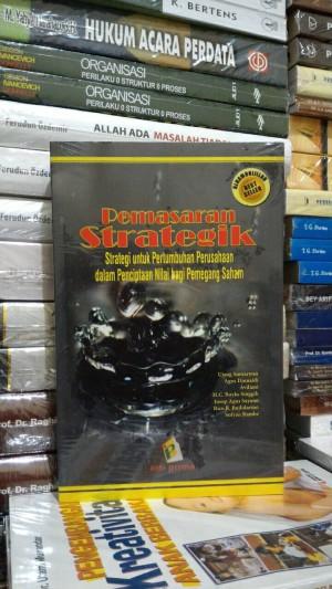 Penasaran Strategik untuk pertumbuhan nilai pemegang saham