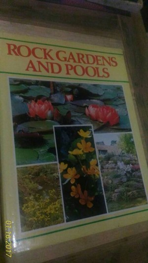 rock gardens and pools
