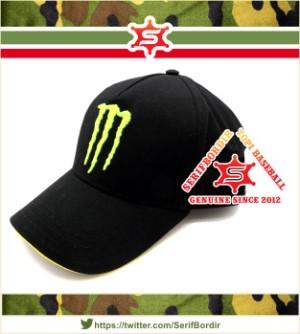 Topi Baseball Raphel bordir Topi Monster MotoGP forTopi Baseball warna