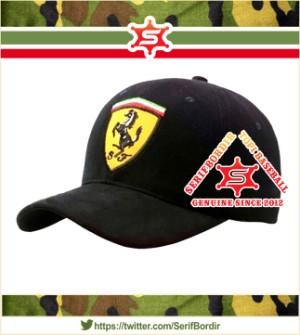Topi Baseball Raphel bordir Topi Ferrari Formula 1 forTopi Baseball wa