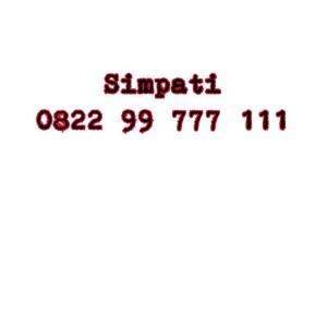 Nomor Cantik Simpati Seri double AAA 0822 99 777 111 #Ny