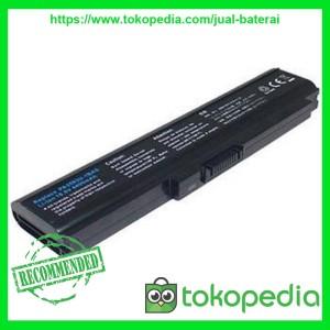 Baterai TOSHIBA Sat U300/305, U300D/305D. Portege M600, Tecra M8