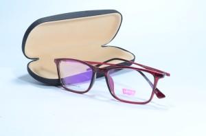frame kacamata minus levis 5501+lensa